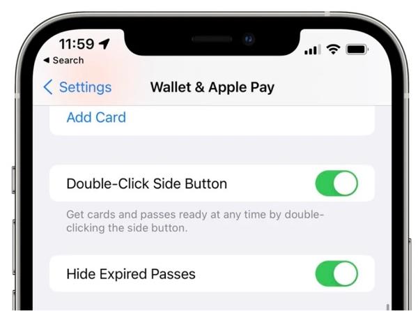 iOS 15钱包新内容:数字身份证、家庭钥匙、汽车钥匙、存档证件...
