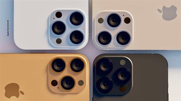曝 iPhone 13 系列于 8 月大批量产,没有受到恶劣天气的影响