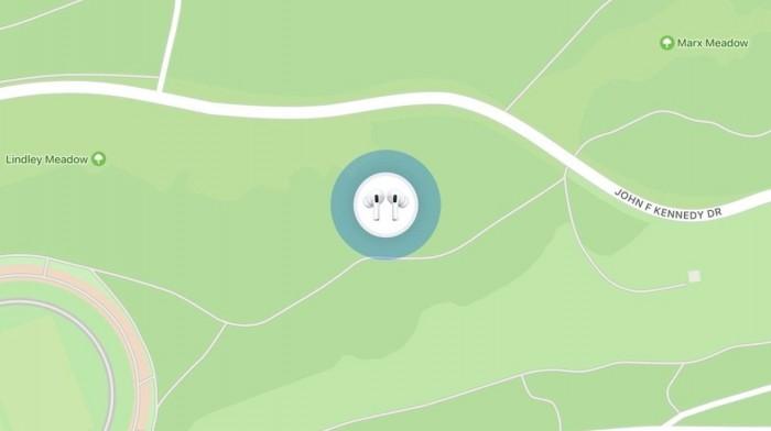 iOS 15可通过Find My网络寻找丢失的AirPods Max/Pro