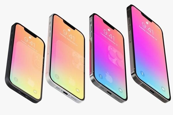 曝iPhone 13或于9月14日发布:高端机型最高1TB内存,均有小刘海