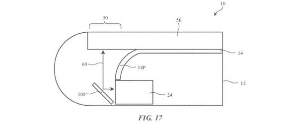 苹果新专利或许会消除 iPhone 刘海,采用可滑动显示屏