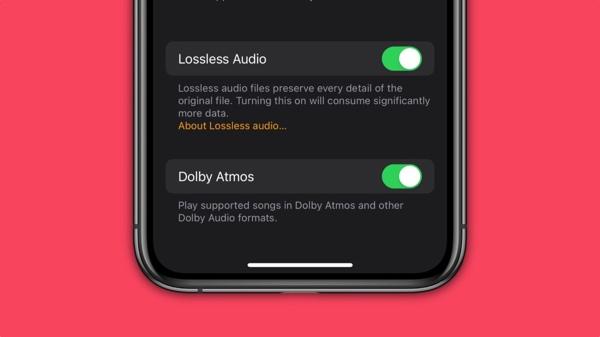 苹果 HomePod 15 beta 5 更新发布,支持无损音乐以及空间音频