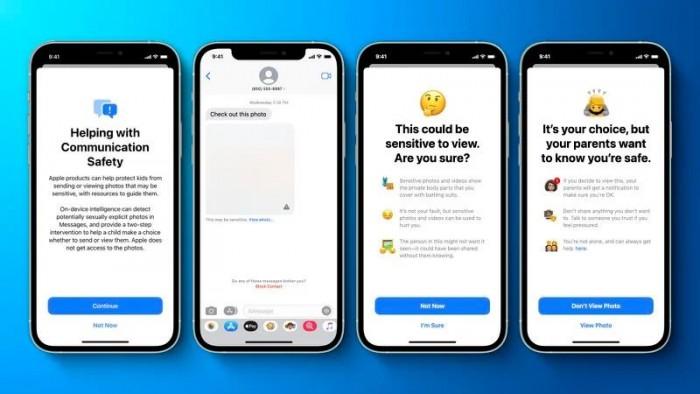 Apple 确认未来将向第三方应用开放儿童安全功能