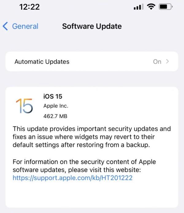 少部分iPhone 13/Pro 系列、新款 iPad/mini 出现 Bug,从备份恢复可能导致一系列问题