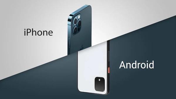 调查数据显示今年Android用户对转用iPhone的兴趣明显下降