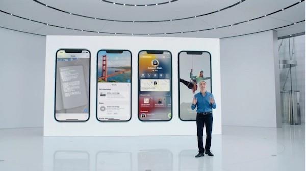现有iPhone用户将于9月20日获得iOS 15正式版升级