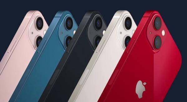 iPhone 13/13 mini国内价格已全线破发 Pro系列保持坚挺