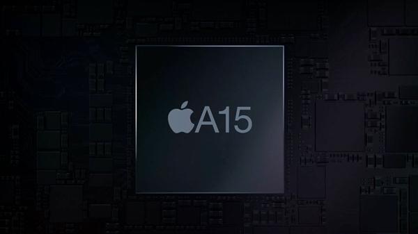 苹果A15处理器跑分曝光:GPU性能比A14提升44%