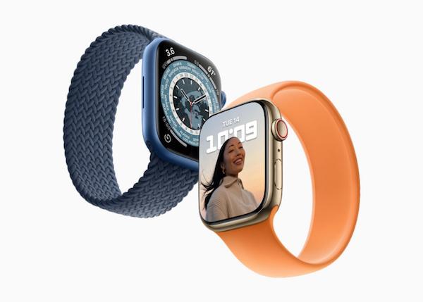 消息称苹果 Apple Watch Series 8 将有三种表壳尺寸:比 Series 7 更大的显示屏