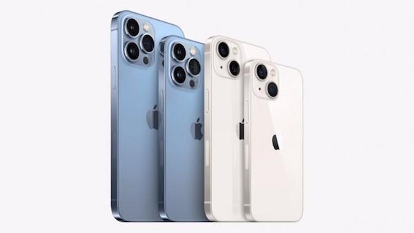 机构预计iPhone 13首批订单达9000万部 远超前代
