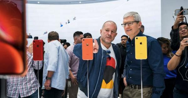 艾维离职后 苹果公司的产品设计更倾向于功能而非外表