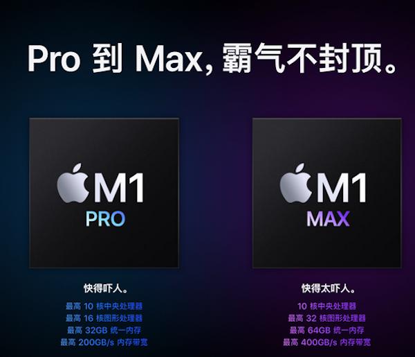 预估测试:苹果M1 Max MacBook Pro 32核GPU性能超过索尼PS5