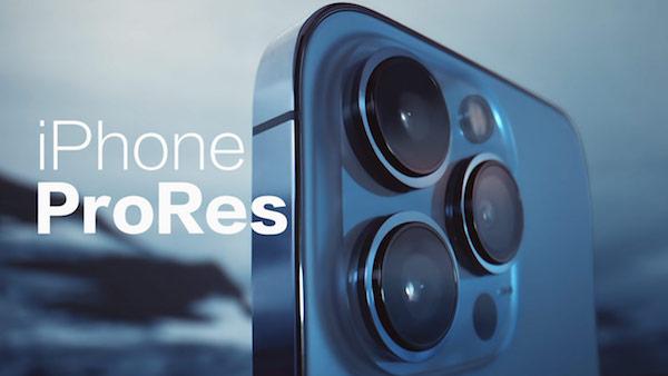 如何在苹果iPhone 13 Pro/Max上拍摄ProRes视频