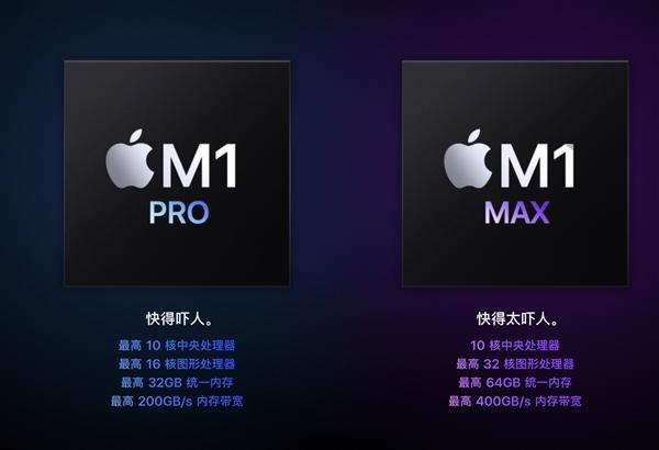 苹果太狠了!M1 Max基准跑分:GPU让NV/AMD不淡定