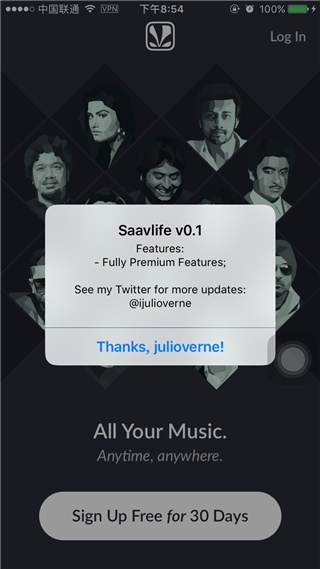 Saavn++ download free without jailbreak - Panda helper