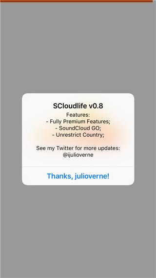 SoundCloud++ download free without jailbreak - Panda helper