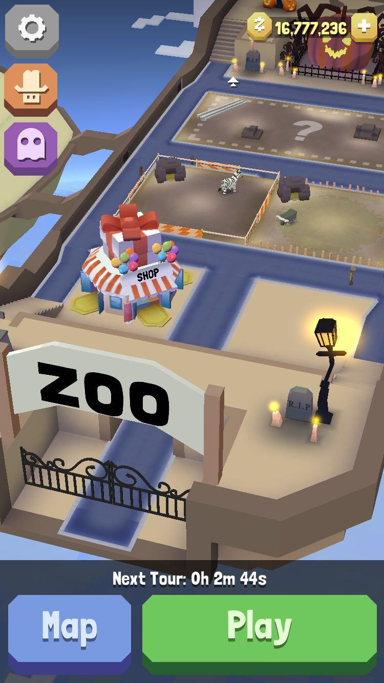 疯狂动物园 无限金币