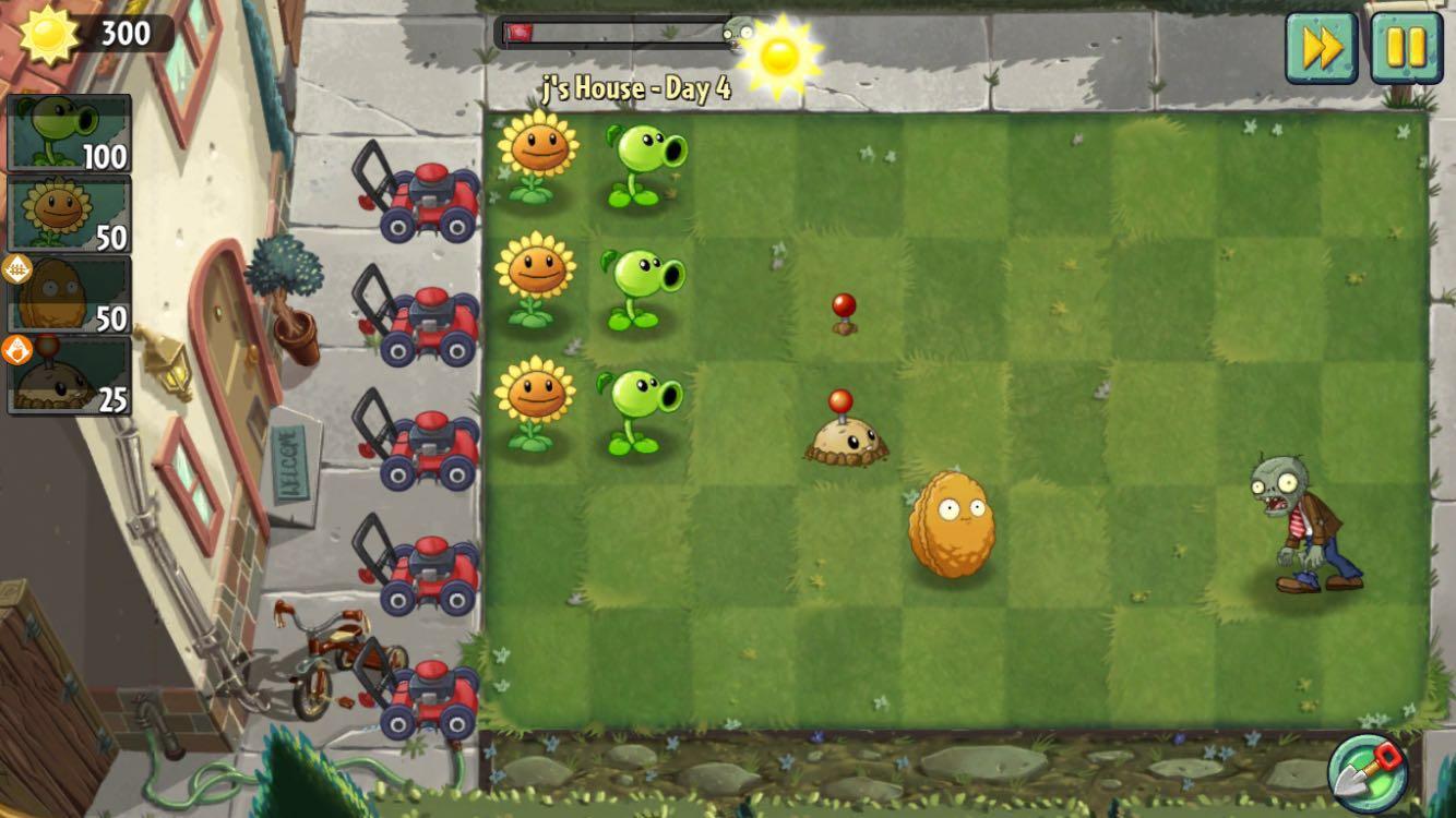plants vs zombies mod apk iphone