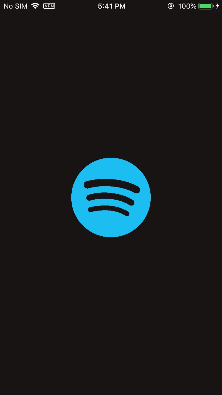 Spotify++ Blue download free without jailbreak - Panda helper