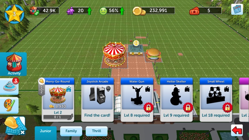 RollerCoaster Tycoon Touch Hack download free without