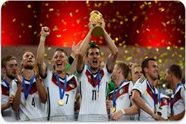 四星德国!
