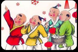 春节聚会玩什么?!