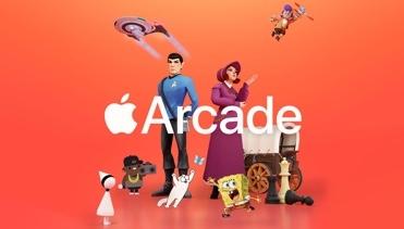 Apple Arcade游戏合集