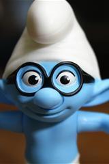 ,蓝精灵,