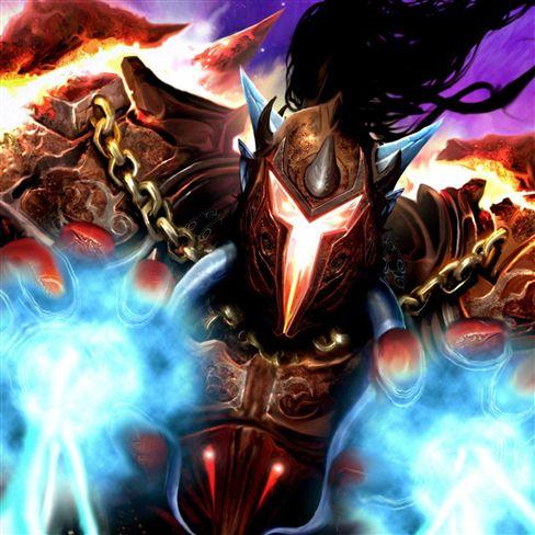 魔兽世界,死亡骑士,彩色