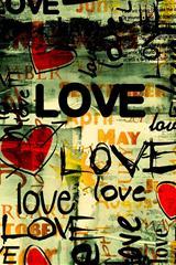 ,涂鸦,LOVE,