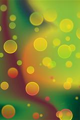 ,波纹,点点,创意,绿色,