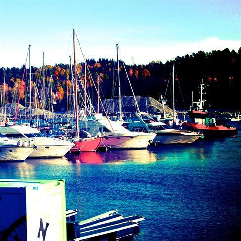 船,海湾,海水,大海,唯美,风景,蓝色