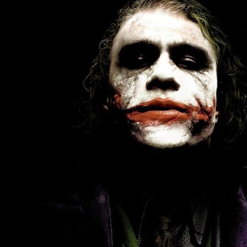 蝙蝠侠,joker,小丑,黑色