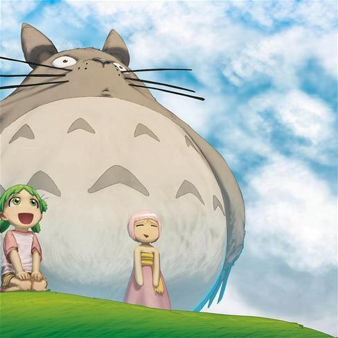 龙猫简笔画 卡通 可爱