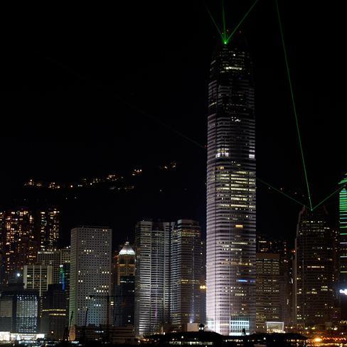 城市意境风景图片8张