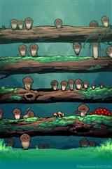 ,动漫,绿色,漫画,