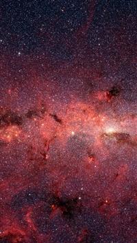 星云,星空,风景,ios8星空壁纸,棕色,ios,ios图片
