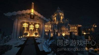 仲夏夜宫殿