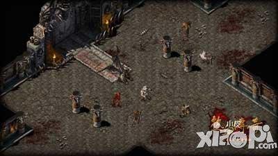 热血传奇手机版降魔洞窟玩法介绍
