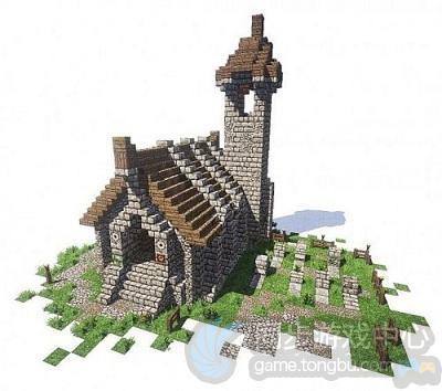 中世纪建筑合集