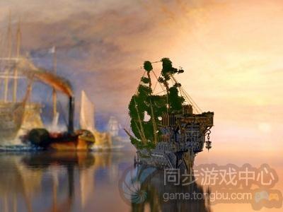 先祖的伟大帆船