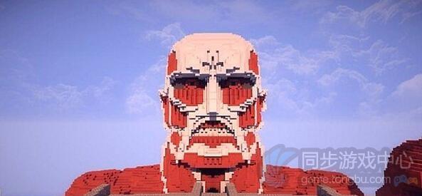 进击的巨人主城