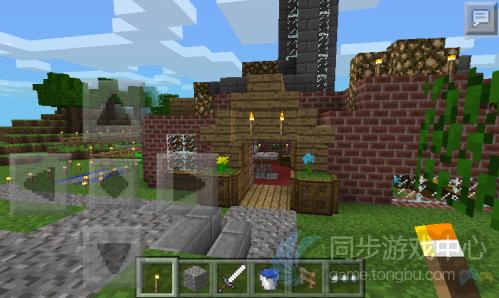 林间小别墅