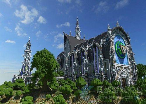 森林的教堂