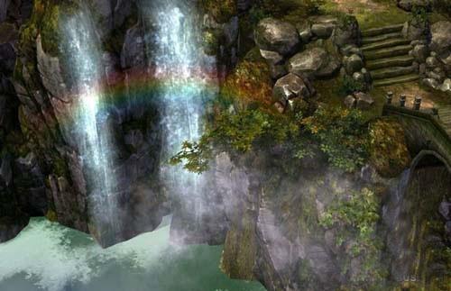 笑傲江湖3D手游游戏技能操作说明
