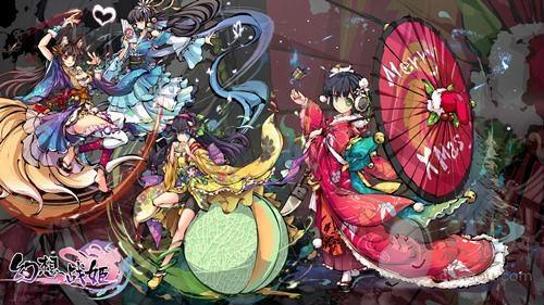 幻想战姬游戏截图5