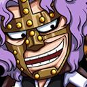 我是海贼王C级卡牌斯潘达姆