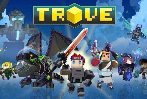 网游版《我的世界》登录像素新作《Trove》现已登陆Steam