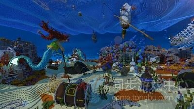 海底的甜美噩梦