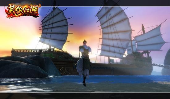 笑傲江湖3D手游技能战斗操作技巧